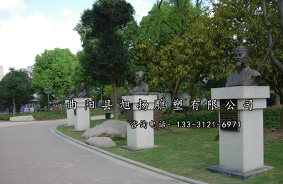 法治人物头像,胸像,半身像雕塑——曲阳县旭扬雕塑